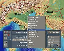 Columbus Intensive Animating Travel Maps Casablanca Expert - Travel mapping software